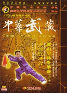 Songshan source & feature of Shaolin Qiankun falchion by Chen Junjie DVD No.031