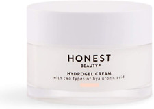 Honest Beauty Hydrogel Cream Two Types Hyaluronic Acid Squalane NEW