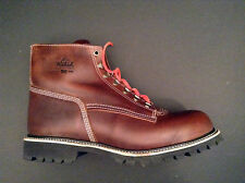 Woolrich Niner Besalt Leather work hiking Boot Size US 11.5 EU 44.5 New