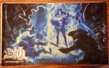 MTG, A Shocking Tale Playmat, SCG IQ, LP or Better