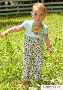 NWT Girls MATILDA JANE Wonderment Piggyback Ride Romper size 18-24 Months NEW