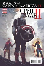 Captain America: Sam Wilson (2015) #11 VF/NM Civil War II Tie-in