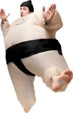 déguisement gonflable sumo costume halloween drole adulte homme fantasie tenue