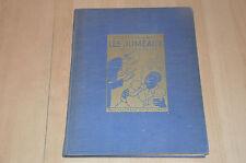 livre Georges Duhamel - Les JUMEAUX de Vallangoujard - Paul Hartmann 1931