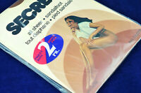 Vintage Pantyhose w/ Model SECRET One Size 2 pairs Spice Canada All Sheer