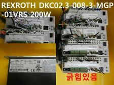 [Used] REXROTH / DKC02.3-008-3-MGP-01VRS / SERVO AMPLIFIER, 200W, 1pcs