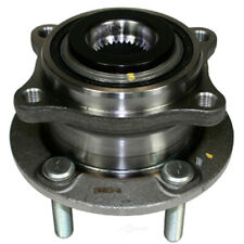 Wheel Bearing and Hub Assembly-AWD Front,Rear Centric 400.51000