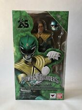 SDCC 2018 Exclusive SH Figuarts Unmasked Tommy Green Power Ranger Bluefin Bandai