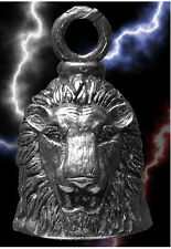 Lion Guardian® Bell Motorcycle - Harley Accessory HD Gremlin Spirit Charm