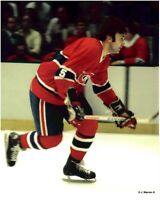 Guy Lapointe Montreal Canadiens NHL 8x10 Photo