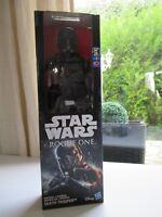 ☻ Figurine Star Wars Rogue One Death Trooper Disney Hasbro Neuf 30 Cm
