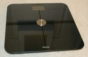 Withings digital bathroom scale bluetooth smart home connected device
