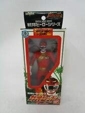 2001 Bandai Power Rangers SENTAI HERO SERIES *RED RANGER*  (NOS)