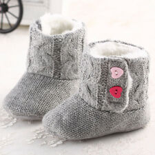 New Baby Shoes Toddler Boys Girls Boots Winter Children Kids Martin Snow Boots