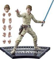 Star Wars The Black Series Hyperreal Luke Skywalker 20cm Action Figure