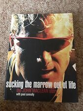JOHN MACLEAN SIGNED SUCKING THE MARROW OUT OF LINE/ PAUL CONNOLLY