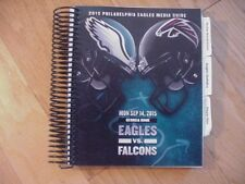 2015 Philadelphia Eagles Media Guide vs. Atlanta Falcons-2015-Monday Night FB