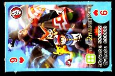 PROMO POKEMON JAPANESE CARD -CAJ- (35x53mm) N° 9 C PIKACHU ASH +