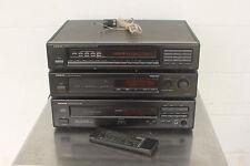 Onkyo ES-600Pro AV Surround Processor DX-710 CD Player & T-407 AM/FM Tuner