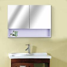 LED Spiegelschrank Badspiegel Lichtspiegel Badschrank Badezimmerspiegel Spiegel