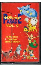 DISNEY PARADE VOL.2 - LE PIU' BELLE CANZONI TRATTE DAI FILM DISNEY - 1997 - MC