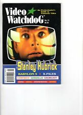 WoW Video Watchdog #51 Babylon 5! Blade! The Exorcist! Halloween H2O! Nosferatu!