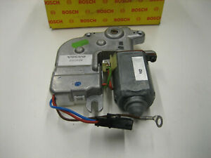 Genuine Volvo 740 760 780 940 Power Sunroof Motor Bosch New NOS 3503100 NLA