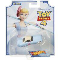 Hot Wheels Disney Pixar Toy Story Bo Peep Character Car