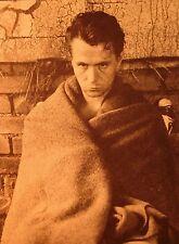 BRAM STOKER'S DRACULA clipping Coppola B&W photo 1992 vampire Gary Oldman