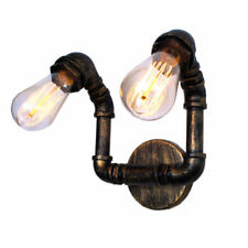 Lámpara de pared de iluminación de pared de interior para el comedor de hierro