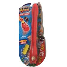 Mighty Beanz Flip Track Includes Trick Piece & Games Booklet Flip It. Trick It.