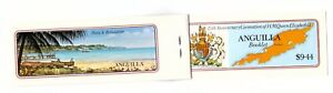 ANGUILLA 1978 STAPLED BOOKLET SB2 25TH ANN CORONATION QUEEN ELIZABETH II CTO CDS