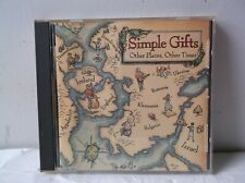 CD Simple Gifts - Other Places, Other Times