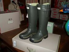 HUNTER WELLIES IN HALIFAX BALMORAL SIDE ADJUSTABLE 2 NEOPRENE 3MM SIZE 5 WOMENS