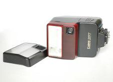 Flash Canon Speedlite 277T x fotocamere Reflex FD T50 T70 T80 T90 - serie F e A