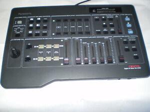 Panasonic Digital Mischpult -WJ-AVE5  mit Titelgenerator