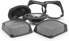 Rockford Fosgate TMS69BL9813 6x9 Bag Lid Speaker Audio Kit for 1998-2013 Harley