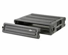 Skb 1Skb-R2U Portable Roto Molded 2U Rack Proaudiostar