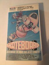 Rare Skateboard Movie Vhs