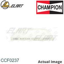 FILTER INTERIOR AIR FOR RENAULT LAGUNA/Grandtour/Nevada F3P720/724/670 1.8L 4cyl