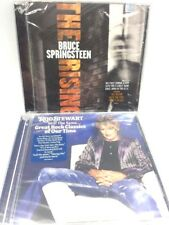 2 Ct The Rising by Bruce Springsteen & Rod Stewart Still The Same Music UNOPENED