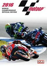 Motogp 2016 Review [New DVD]
