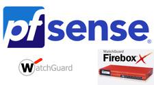 WatchGuard Firebox XCore pfSense IPSEC VPN Firewall
