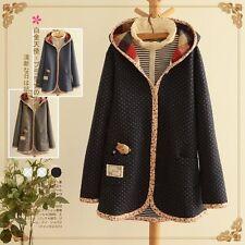 Brand New Korean Style Hoodie Outwear Jacket Cardigan Sweatshirt Top S