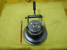 ZAGAR TOOL USA COLLET CHUCK  mill milling machine work holder lever action
