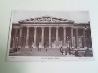 LONDON, British Museum (10483 2)  Vintage Rotary Real Photo Postcard §B918