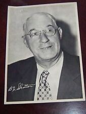 B.E.Skotton 1940's player photo