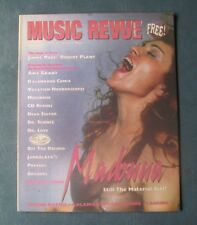 Madonna--1998 Music Revue Magazine--Michigan Distribution Only