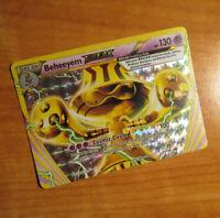 LP Pokemon BEHEEYEM BREAK Card BLACK STAR PROMO Set XY135 Collection Evolution