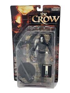 Eric Draven (The Crow) Action Figure (Rare, VTG)